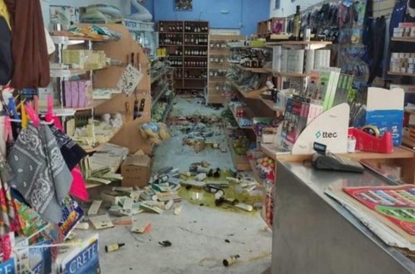 Ισχυρός σεισμός 6,3 στην Κρήτη – Αισθητός σε όλο το νησί – Βγήκε στους δρόμους ο κόσμος- Συναγερμός για τσουνάμι (vid)