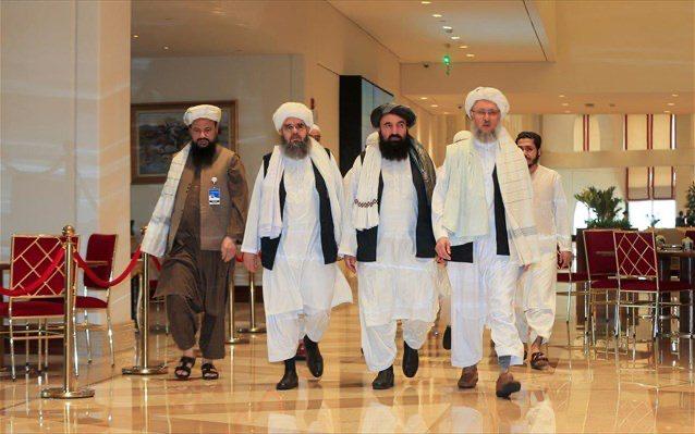 Συνομιλίες με τους Ταλιμπάν ανακοίνωσαν οι Ηνωμένες Πολιτείες