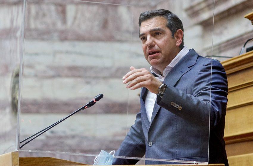 Τσίπρας: Πρόταση νόμου για κατώτατο μισθό 800 ευρώ, καμπάνια για την ακρίβεια – Το χρονοδιάγραμμα προς το Συνέδριο του ΣΥΡΙΖΑ