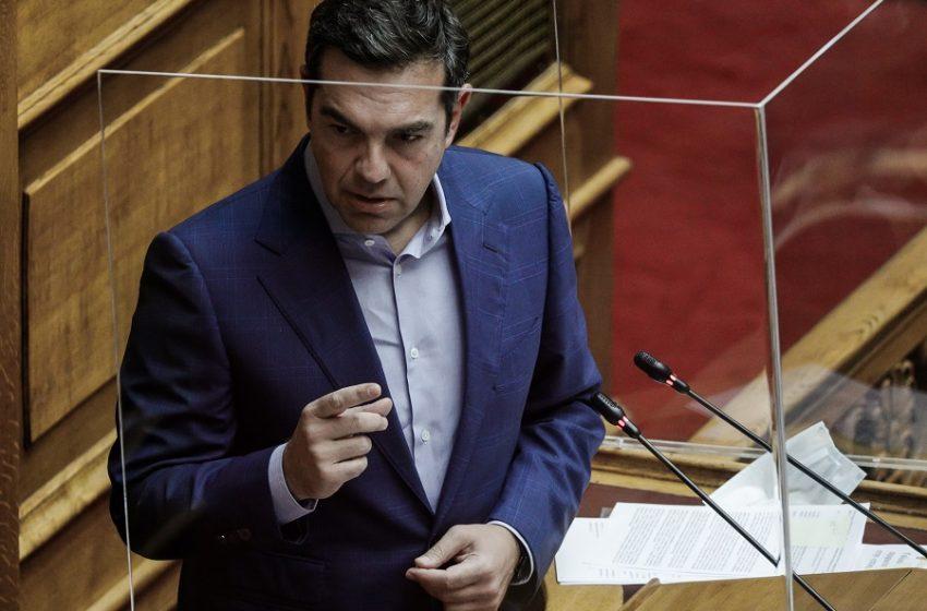 Τσίπρας: Συναίνεση στο λάθος δεν θα δώσουμε κ. Μητσοτάκη – Ψωνίζετε φρεγάτες λες και είναι γραβάτες (vid)