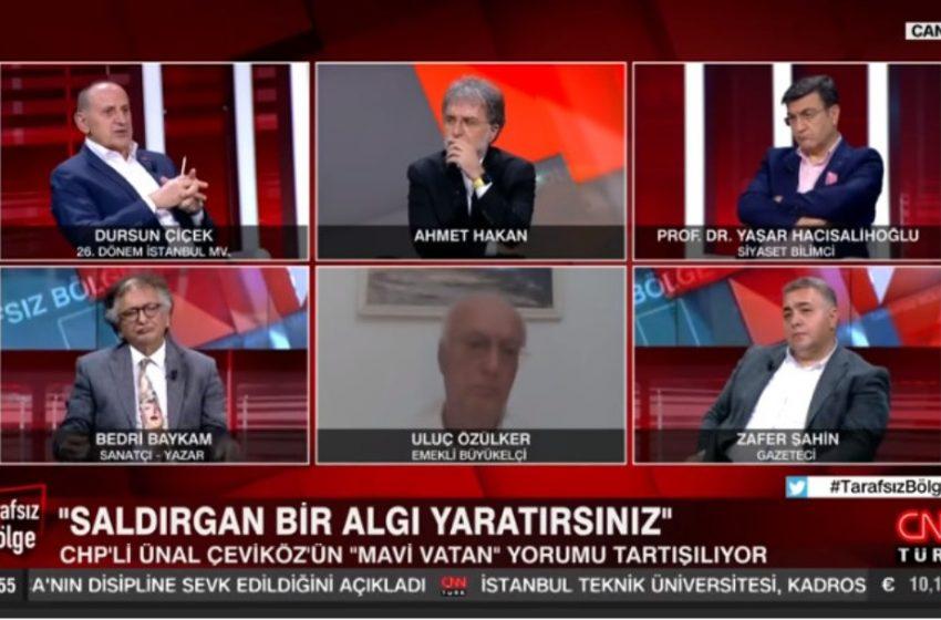 CNNTurk: Το σχέδιο κατάληψης ελληνικών νησιών – Τούρκος απόστρατος αποκαλύπτει