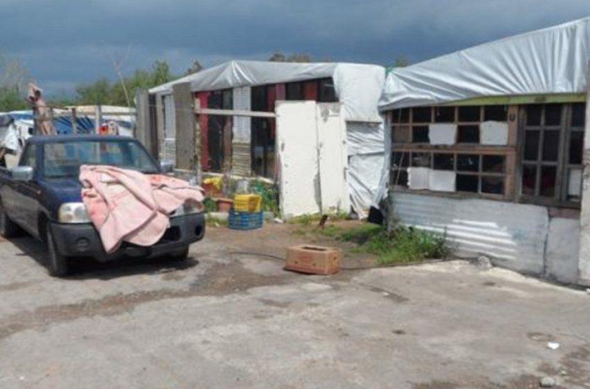 Οικογενειακή τραγωδία στον Βόλο με 55χρονο αλυσοδεμένο στην αυλή του σπιτιού του