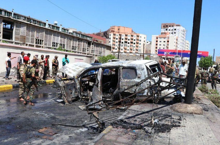 Υεμένη-Επίθεση σε κυβερνητική αυτοκινητοπομπή – Τουλάχιστον 6 νεκροί