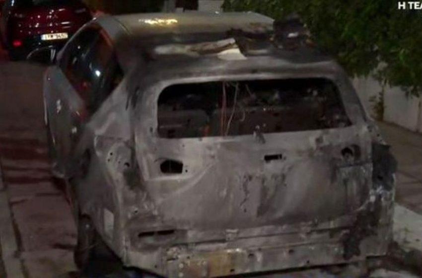 Πεύκη: Έκαψαν το αυτοκίνητο της Ζαρούλια